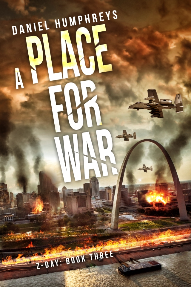A Place For War EBook